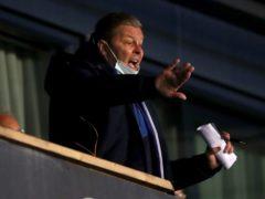 Shrewsbury manager Steve Cotterill felt his side should ahve won at Sheffield Wednesday (Nick Potts/PA)