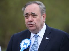 Mr Salmond has not been in elected office since 2017 (Andrew Milligan/PA)