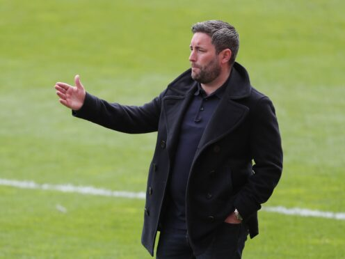 Lee Johnson was delighted with Sunderland's win (Richard Sellers/PA)