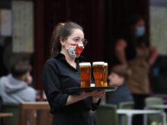 The hospitality council was launched by the Government on Wednesday (Andrew Milligan/PA)