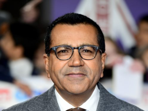 Martin Bashir (Ian West/PA)