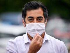 Health Secretary Humza Yousaf has announced a £10 million long Covid support fund (Jeff J Mitchell/PA)
