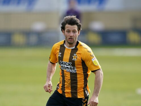 Wes Hoolahan is 50/50 ahead of the visit of Fleetwood (Zac Goodwin/PA)