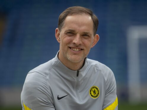 Thomas Tuchel has insisted Chelsea cannot be considered Champions League favourites (Victoria Jones/PA)