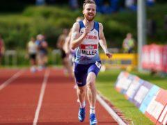 Great Britain's Owen Miller claimed gold in Tokyo (Martin Rickett/PA)