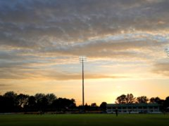 The game at Leicestershire's Uptonsteel County Ground is due to go ahead as planned with a 1pm start (Simon Marper/PA)