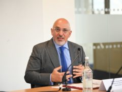 Vaccines Minister Nadhim Zahawi has denied not listening to the experts as he insisted the Government is yet to decide whether to vaccinate healthy 12 to 15-year-olds against Covid-19 (Stefan Rousseau/PA)
