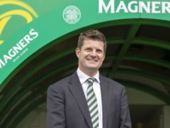 Dominic McKay has stepped down as Celtic chief executive (Jeff Holmes/PA)