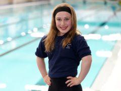 Paralympic GB swimmer Ellie Robinson (Martin Rickett/PA)