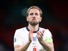 England's Harry Kane (PA)