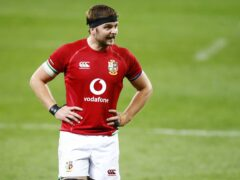 Iain Henderson believes the Lions got their tactics wrong against South Africa during their recent series defeat (Steve Haag/PA)