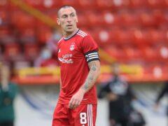 Aberdeen's Scott Brown (Steve Welsh/PA)