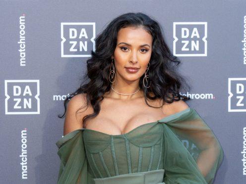 Maya Jama to host new musical gameshow Walk The Line (Dominic Lipinski/PA)
