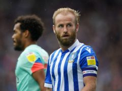 Barry Bannan missed a penalty for Sheffield Wednesday (Zac Goodwin/PA)