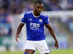 Ricardo Pereira, pictured, has warned Leicester to hit back to form at the first attempt at Millwall (David Davies/PA)