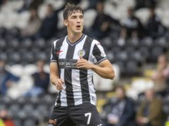 St Mirren's Jamie McGrath could have moved to Hibernian in the summer (PA)