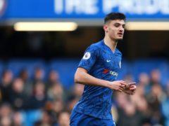 Armando Broja is on loan at Southampton from Chelsea (Adam Davy/PA)