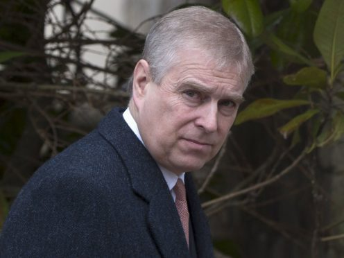 The lawyer representing the Duke of York's accuser has asked the High Court to notify him about the civil proceedings in the US (PA)