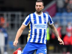 Shane Duffy is back in favour at Brighton (Anthony Devlin/PA)