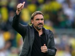 Norwich head coach Daniel Farke has seen his side lose all four of their opening Premier League games (Joe Giddens/PA)