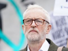 Former Labour leader Jeremy Corbyn (Kirsty O'Connor/PA)