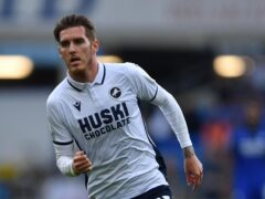 Millwall's Connor Mahoney will be absent for the visit of Bristol City on Wednesday (Simon Galloway/PA)