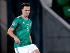 Jonny Evans is back in the Northern Ireland squad for next month's World Cup qualifiers (Liam McBurney/PA)