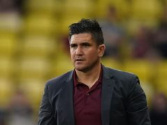 Xisco Munoz has told Watford not to underestimate Wolves (Tess Derry/PA)