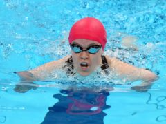 Great Britain's Ellie Simmonds has competed at four Paralympic Games (John Walton/PA)