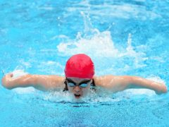 Ellie Simmonds has said she thinks Tokyo 2020 will be her last Paralympics (John Walton/PA).