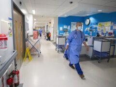 Unison has warned of high staff turnover in the NHS (Peter Byrne/PA)