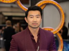 Simu Liu stars in Shang-Chi and the Legend of the Ten Rings, the Marvel blockbuster coming to Disney+ (James Manning/PA)
