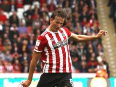 Sheffield United's Sander Berge (Mark Kerton/PA)