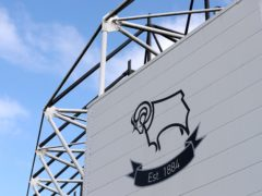 The EFL have added a fifth reason for Derby's transfer embargo (Bradley Collyer/PA)