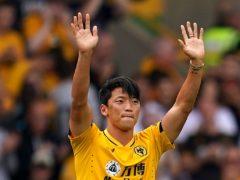 Hwang-Hee Chan Wolvesscored on his Wolves debut at Watford (Nick Potts/PA)