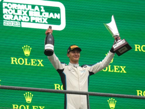 George Russell is on his way to Mercedes (Francisco Seco/AP)