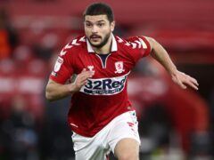 Sam Morsy joined Ipswich from Middlesbrough on transfer deadline day (Tim Goode/PA).