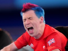 Great Britain's David Smith retained his Paralympic boccia gold (Tim Goode/PA)