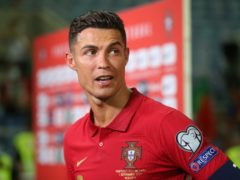 Cristiano Ronaldo rejoined Manchester United last month (Isabel Infantes/PA)