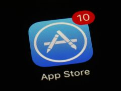A federal judge ordered Apple to dismantle part of the competitive barricade guarding its closely run app store, threatening one of the iPhone maker's biggest moneymakers. (AP Photo/Patrick Semansky, File)
