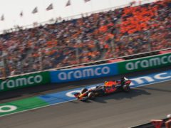 Max Verstappen finished fastest in final practice (Francisco Seco/AP)