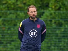 Gareth Southgate is not getting carried away (Nick Potts/PA)