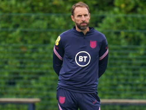 England manager Gareth Southgate says his team 'can't miss an opportunity to improve' (Nick Potts/PA).