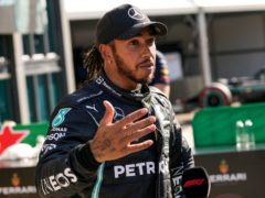 Lewis Hamilton felt mistakes had been made by his team (Francisco Seco/AP)