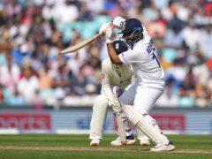 Rishabh Pant scored 50 for India (Adam Davy/PA)
