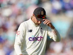 Joe Root's England were beaten by India in the fourth Test (Adam Davy/PA)