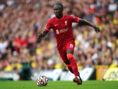 Liverpool midfielder Naby Keita has returned to training ahead of the Champions League tie with Porto (Joe Giddens/PA)