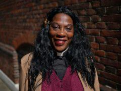 Reverend Yvonne Clarke (Yui Mok/PA)