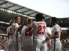 England Under-21s beat Kosovo 2-0 on Tuesday (Bradley Collyer/PA)