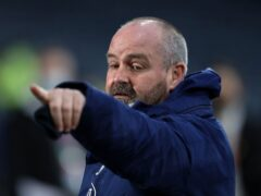 Scotland head coach Steve Clarke is looking forward to a sold-out Hampden(Andrew Milligan/PA)